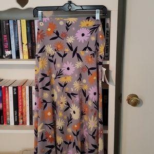 Floral Maxi Shirt